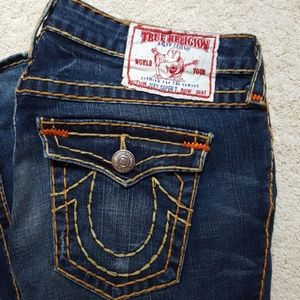 True Religion Joey Super T Jeans